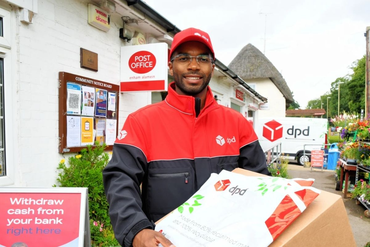 Post Office DPD partnership