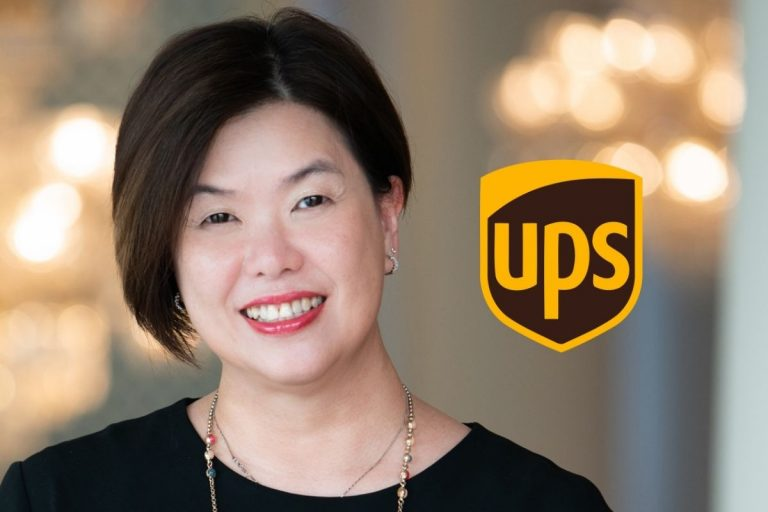 UPS Appoints 1st Female President for Asia Pacific Region