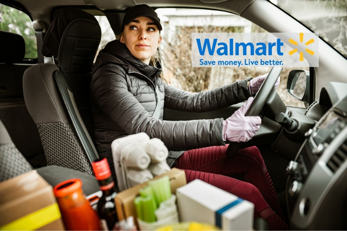Walmart GoLocal service