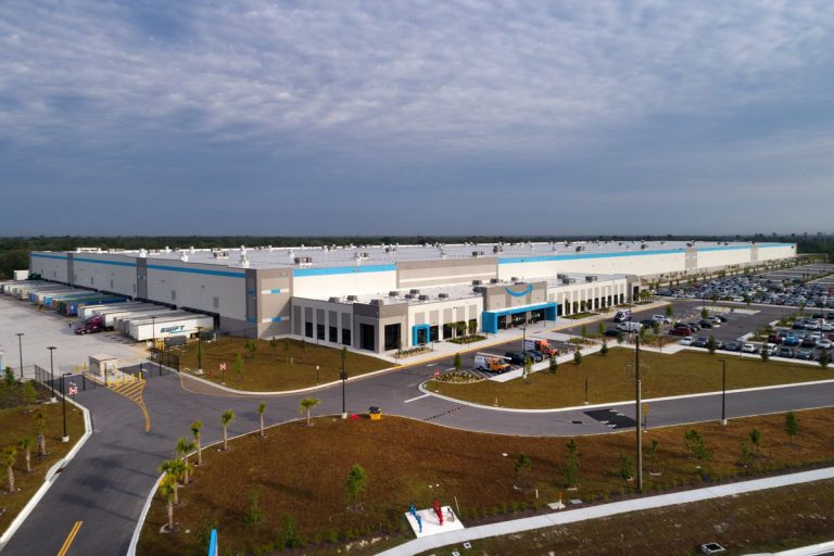 Amazon Plans to Open New Fulfillment Center in Port St. Lucie, Florida