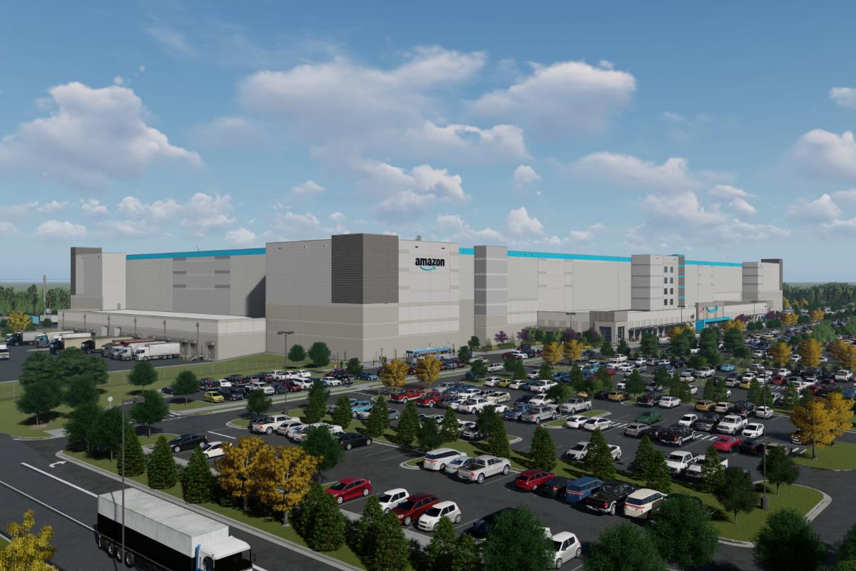 Amazon Planned Fulfillment Center Tallahassee Florida