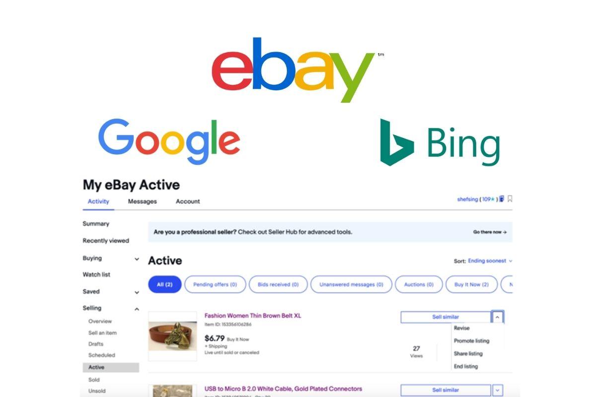 eBay Promoted Listings UK