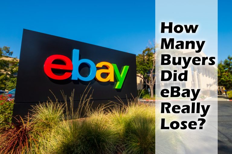 My View: eBay Active Buyer Losses Are Worse Than They Admit