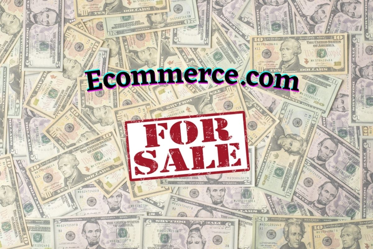 ecommerce.com for sale