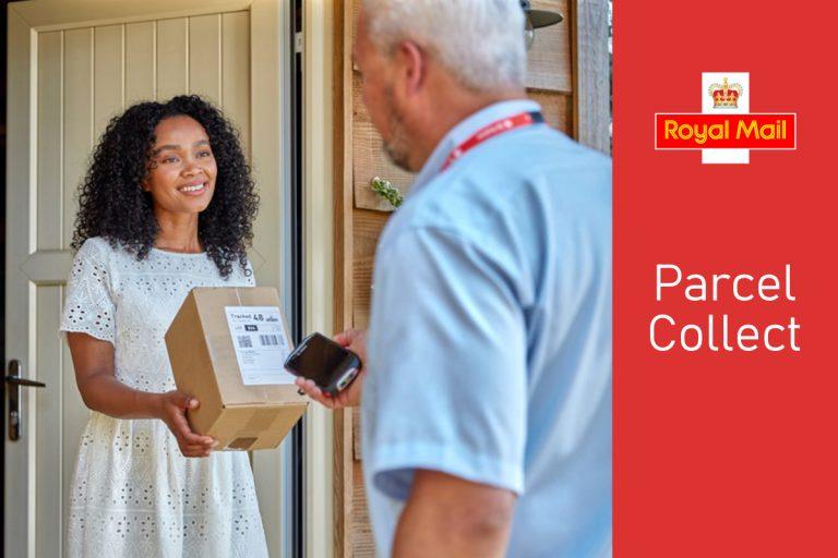 New Royal Mail Test Makes Parcel Collect Service Even More Convenient