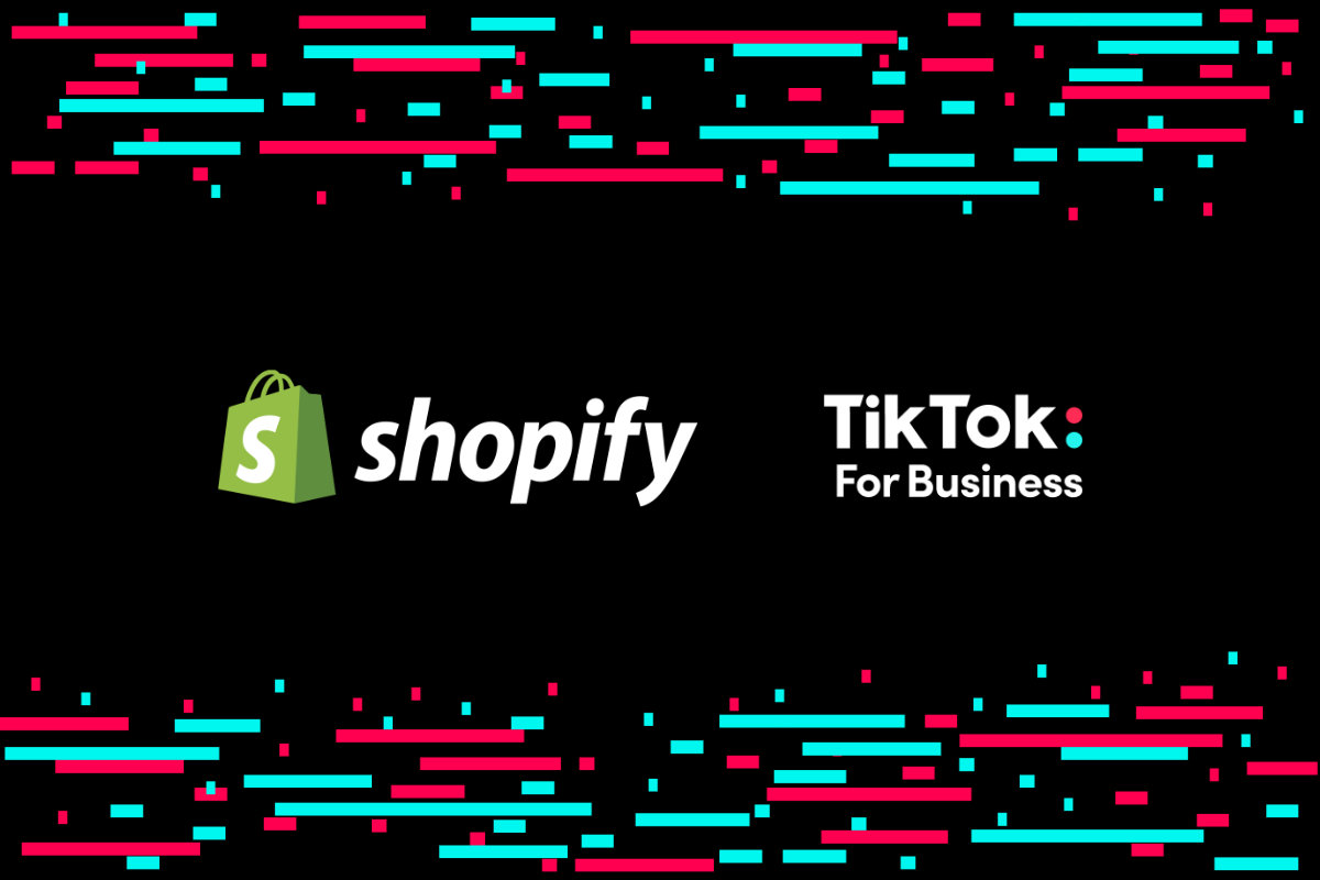 Shopify and TikTok For Business Social Commerce Integration