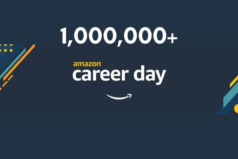 Amazon Career Day – Over 1 Million People Apply To Work At Amazon