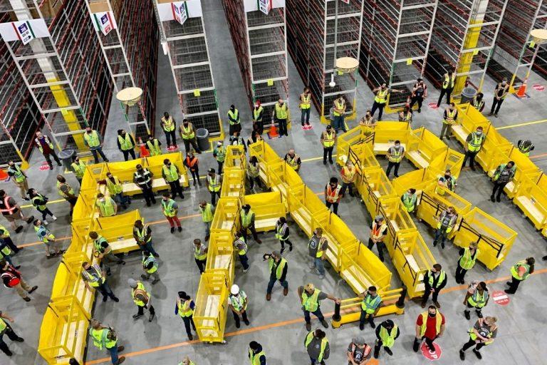 Amazon Opens 1st Fulfillment Center in North Dakota