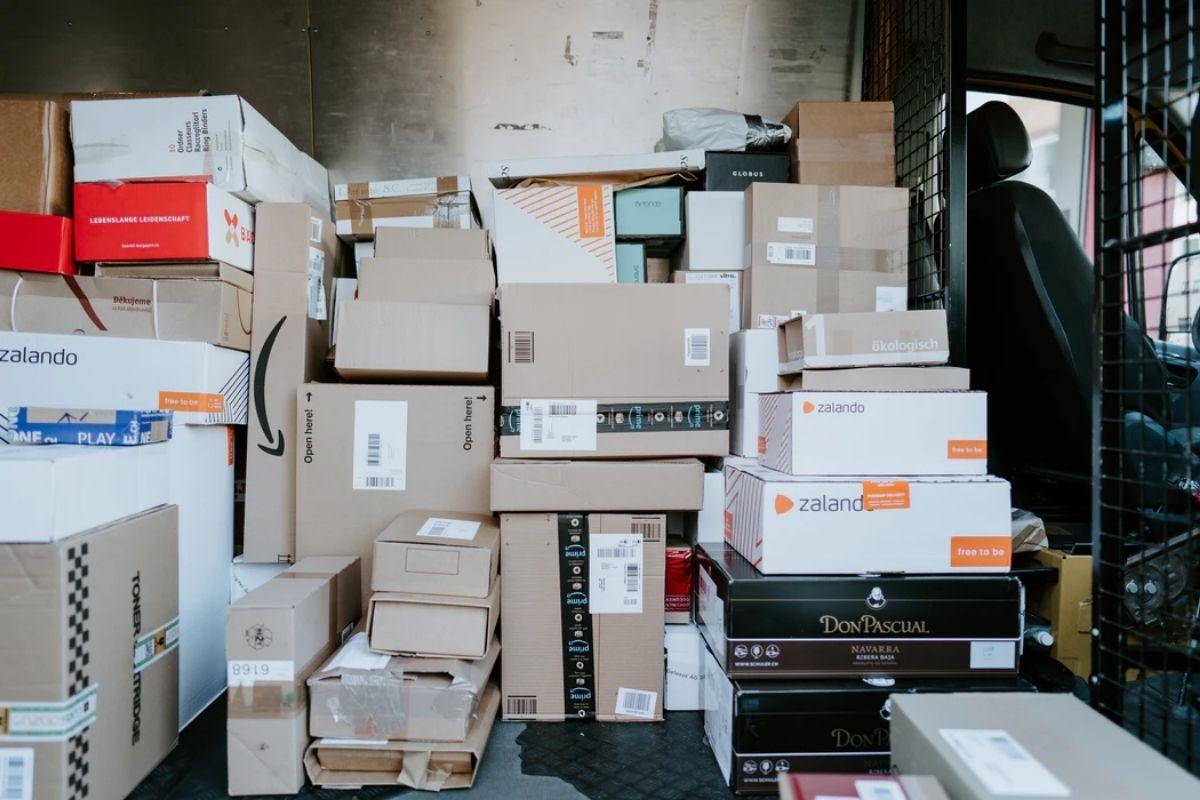 Amazon Logistics Growth