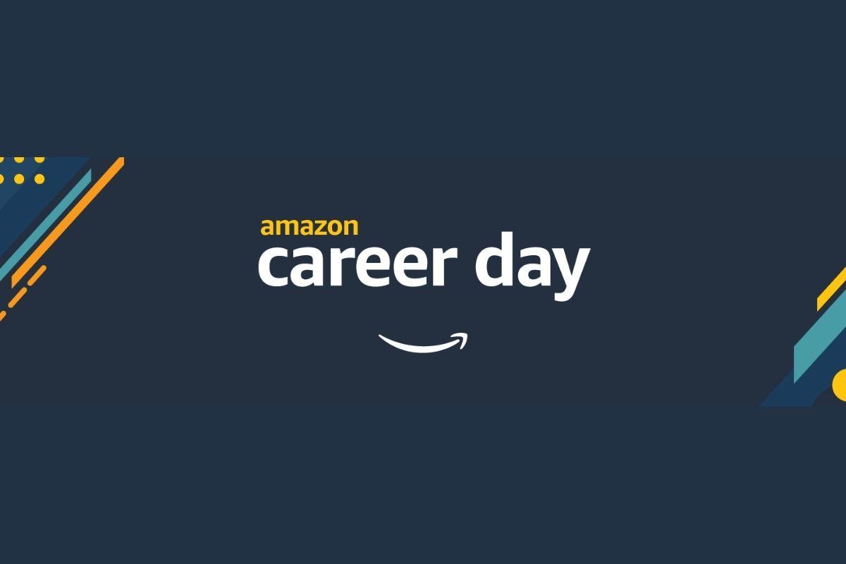 Amazon career day 2021