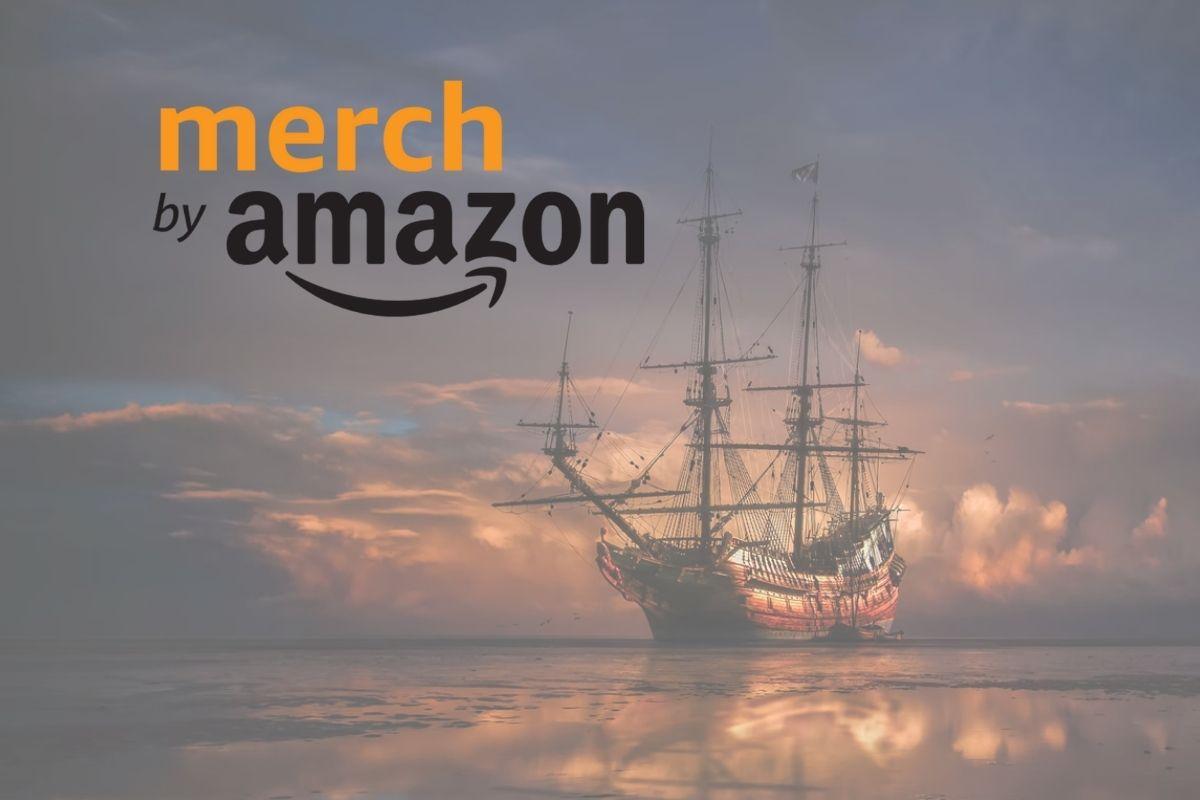 Merch by Amazon Piracy