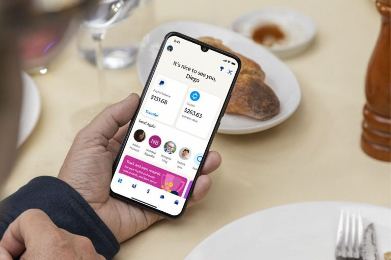 PayPal Launch New App With Host of New Features