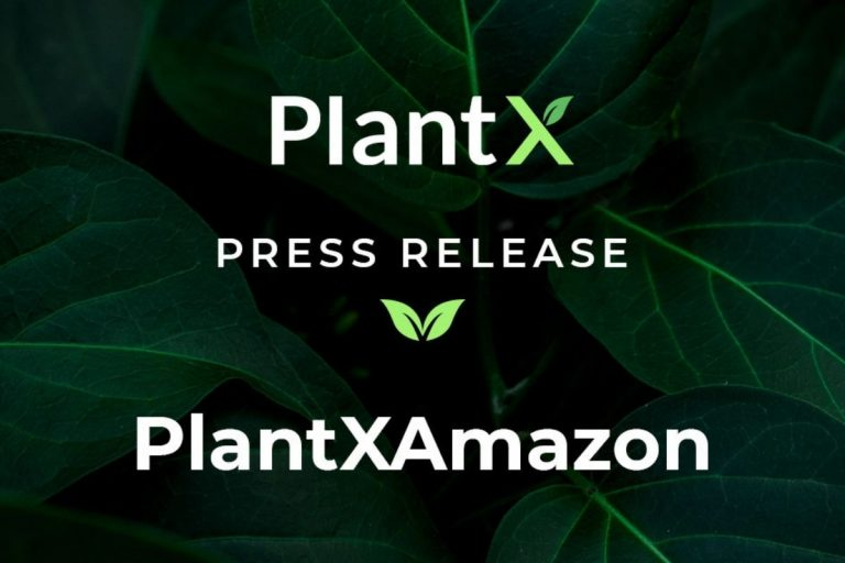 PlantX Marketplace To Launch Products on Amazon US & Canada