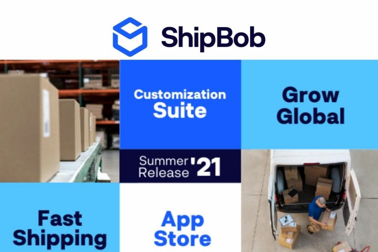 ShipBob Announce New 2021 Release Featuring Expedited Global Shipping & More Integrations For Peak Season