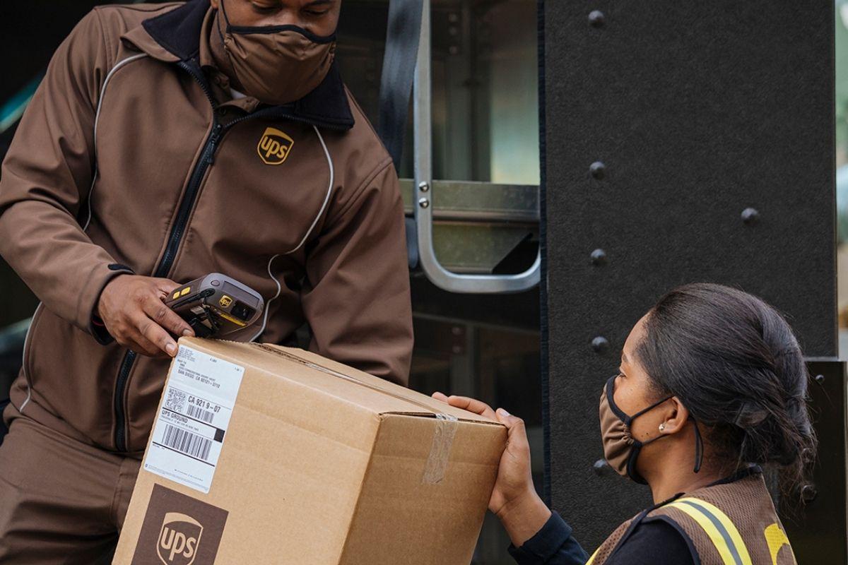 UPS seasonal workers