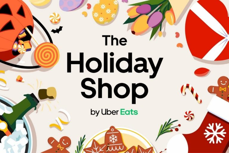 """Uber Launches """"The Holiday Shop"""" for eCommerce On-Demand Seasonal Delivery"""