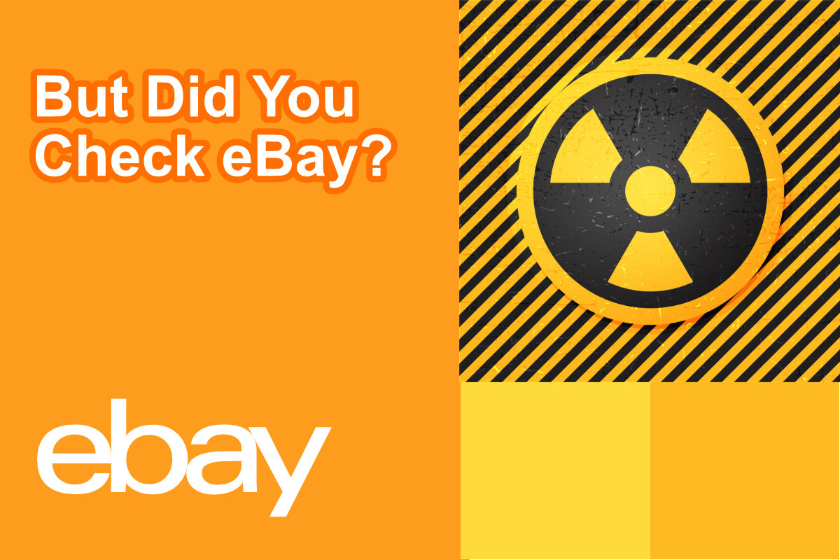 Nuclear Materials Sold on eBay