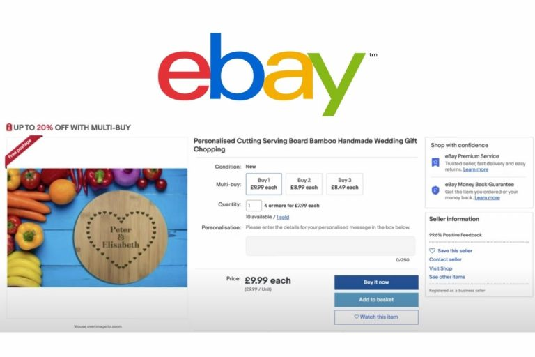 eBay Expands Personalization Options On UK Site