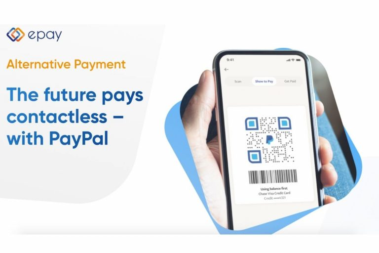 epay Partners With PayPal To Bring QR Code Payment To In-Store Retailers