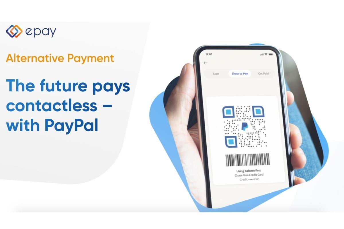 epay paypal qr partnership