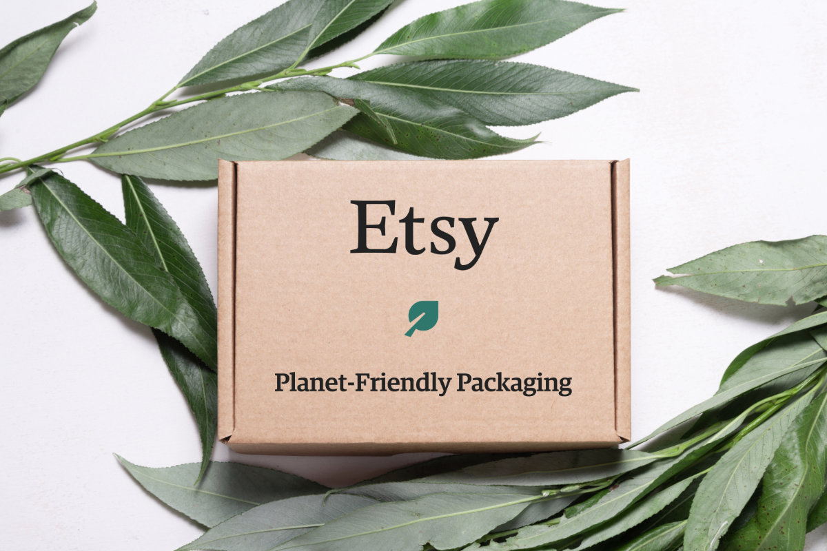 Etsy Planet Friendly Packaging