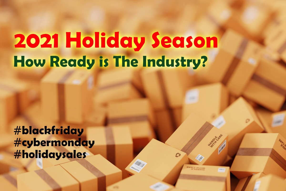 How ready is the shipping industry for the 2021 Holiday Season?
