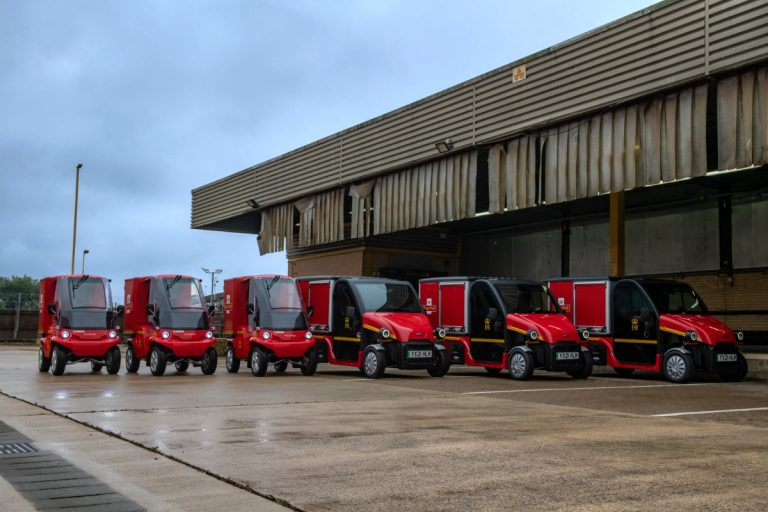 Royal Mail Testing Two Types of Micro Electric Vehicles in 6 Month Trial