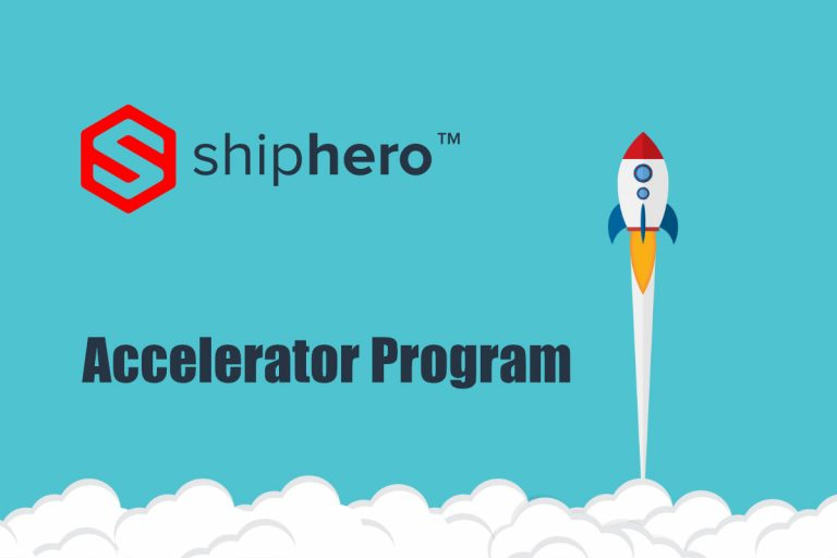 New ShipHero Accelerator Program to Support eCommerce Startups Succeed