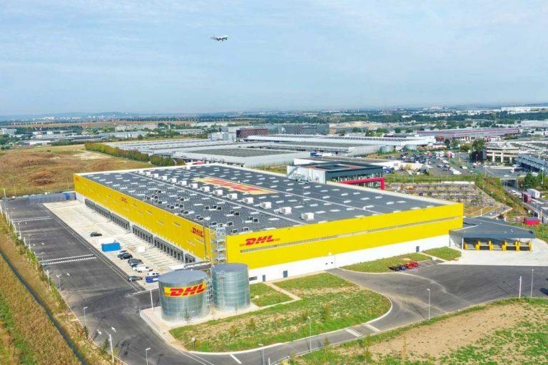 DHL Express Opens New International Hub At Paris-Charles de Gaulle Airport