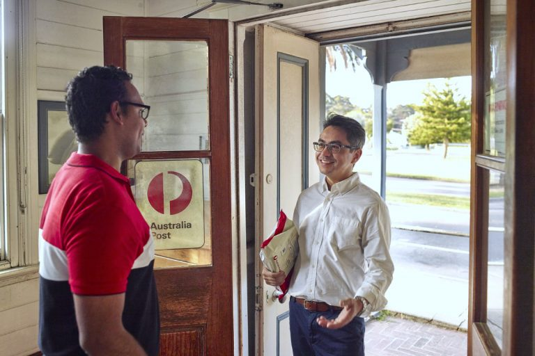 Australia Post Helped Small Businesses Survive the Impact of Covid-19