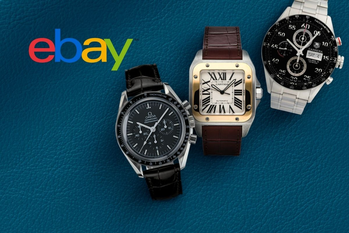 eBay UK Authenticity Guarantee Watches