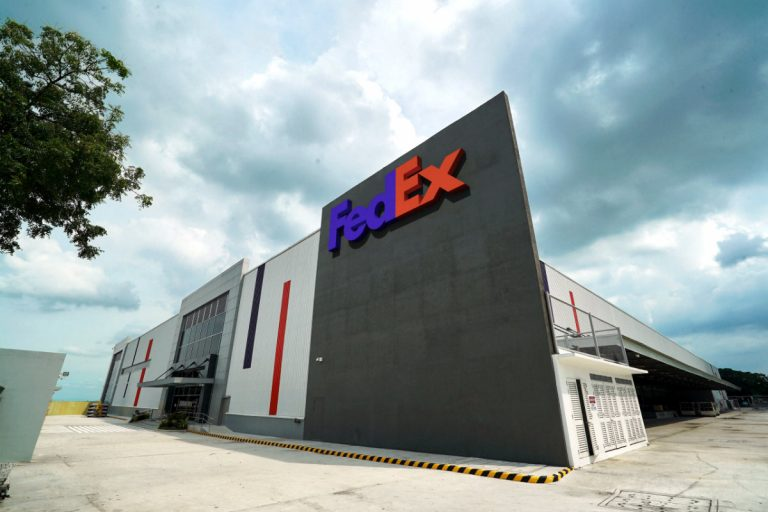 FedEx Opens New Gateway Facility in Philippines