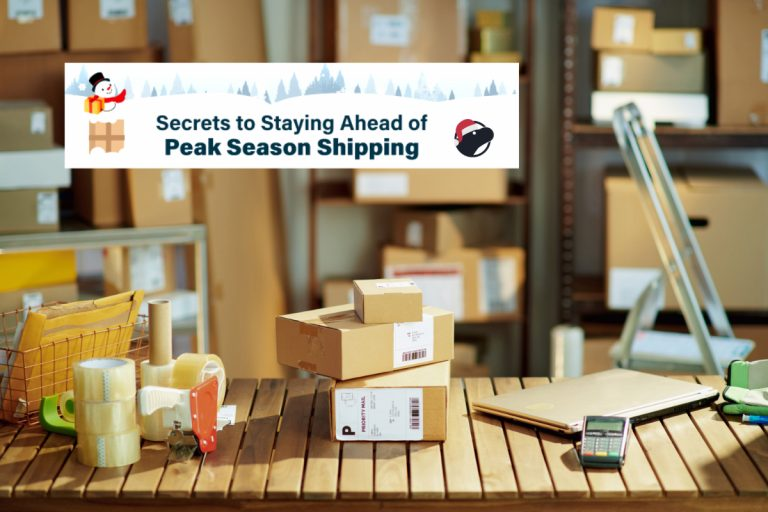 Shippo Free Online Event on October 27 – Secrets to Staying Ahead of Peak Season Shipping