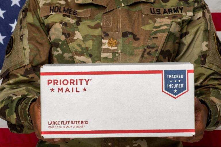 USPS Holiday Season Shipping Deadlines and Information for Military & Diplomatic Mail (APO/FPO/DPO) – 2021